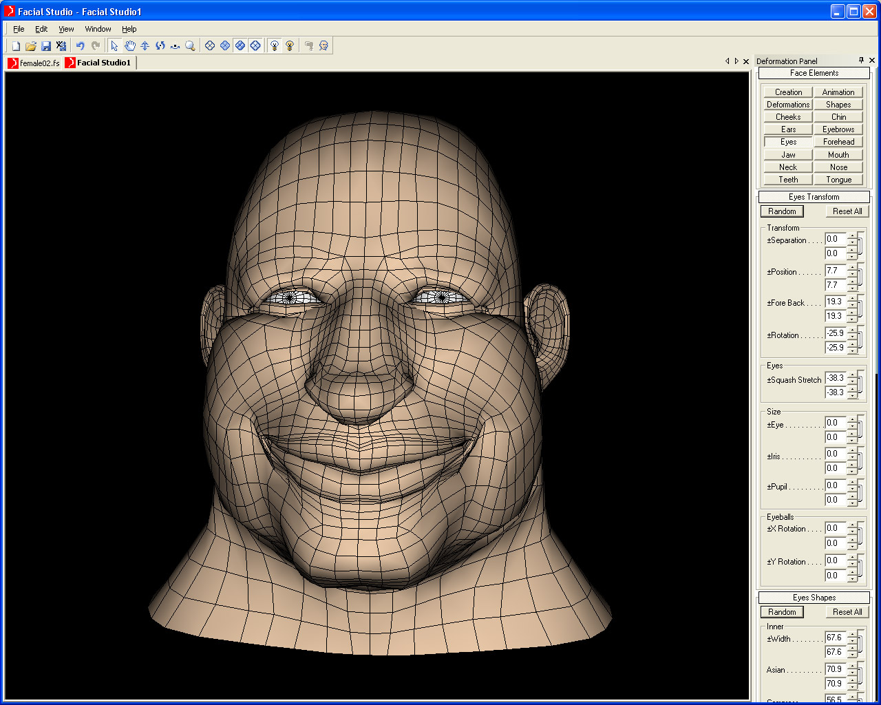 Facial Studio for Windows - Downloadcom