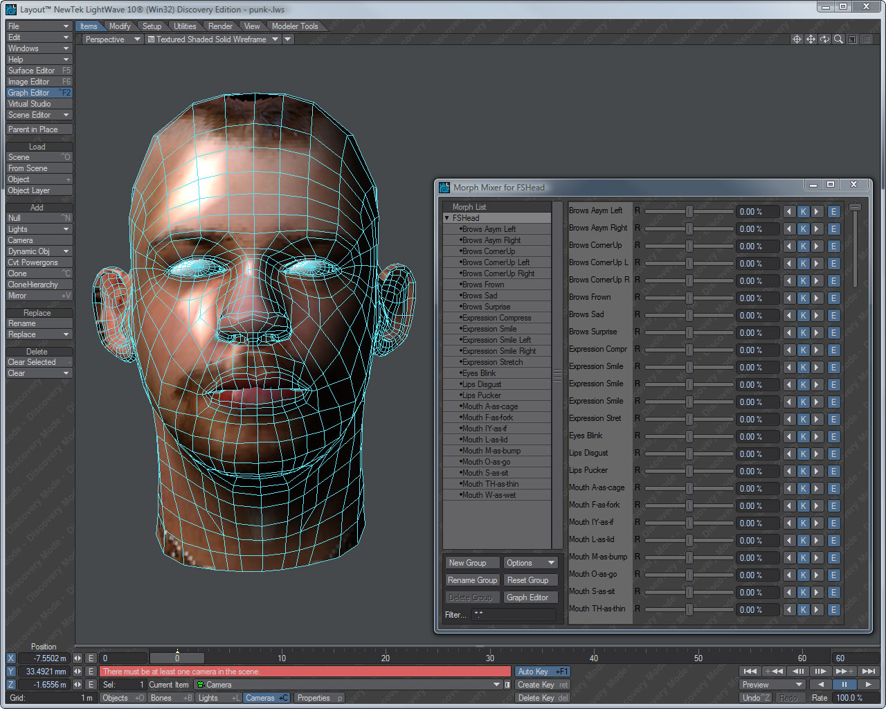 Facial Studio (Windows Edition): 3D head modeling software