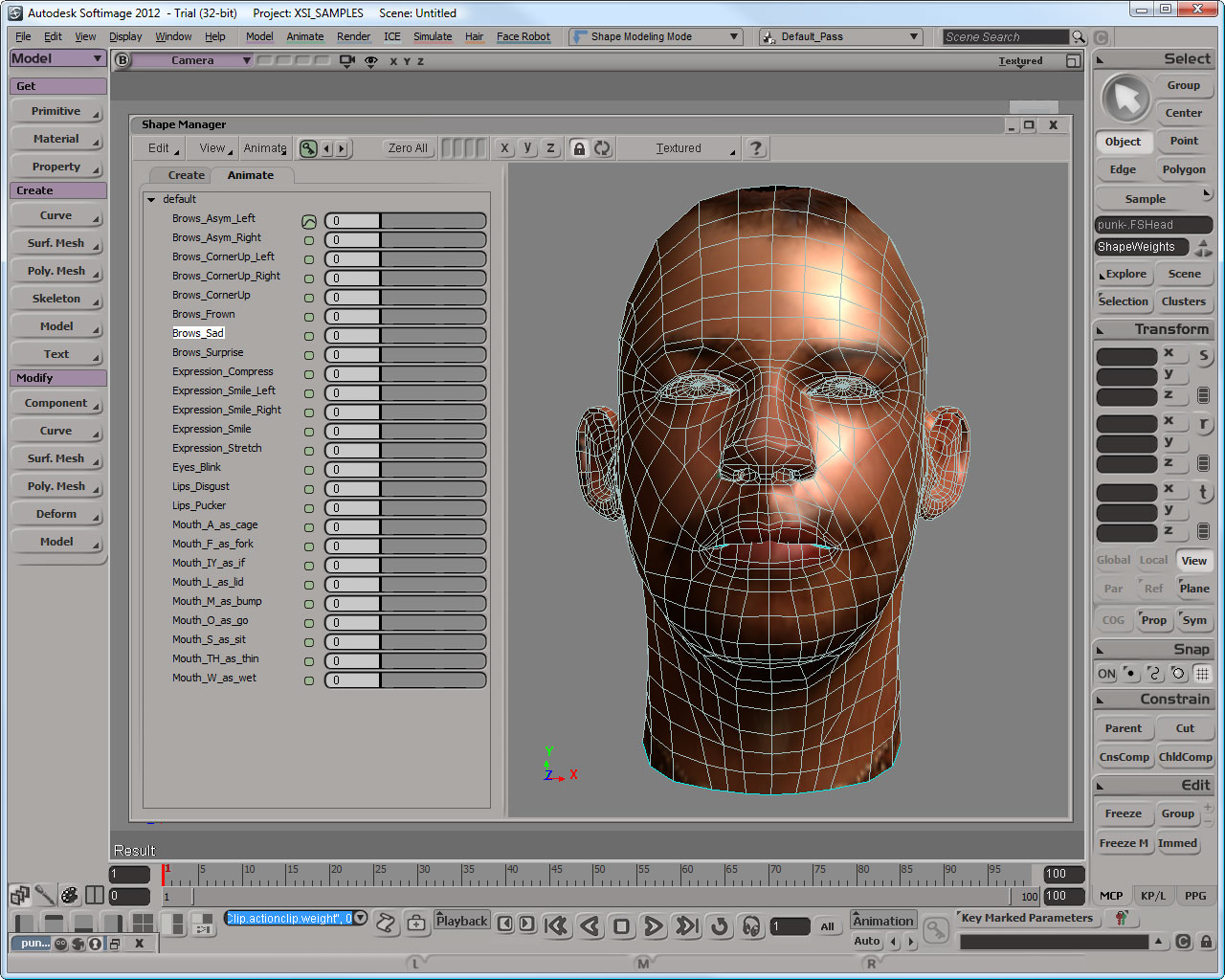 Facial studio windows edition 3d head modeling software for 3d building creator