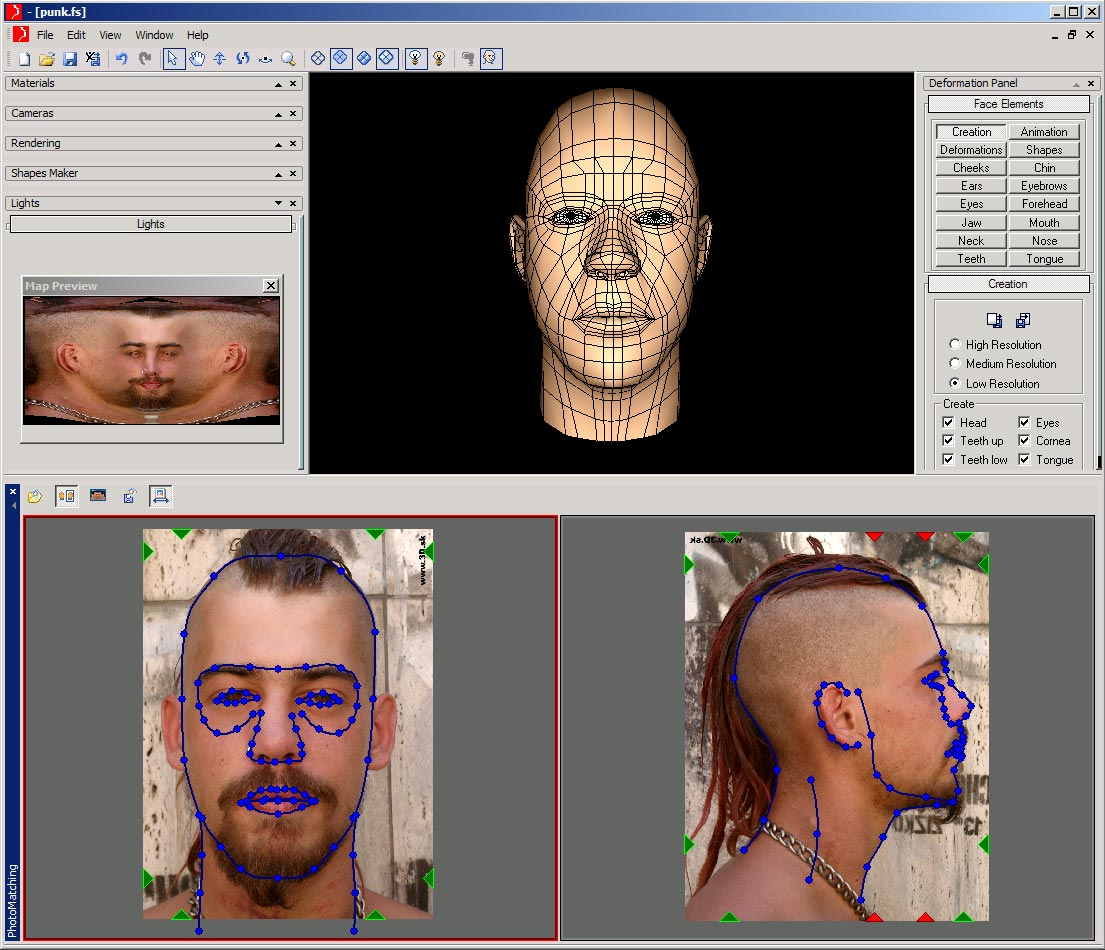Facial Studio for Windows